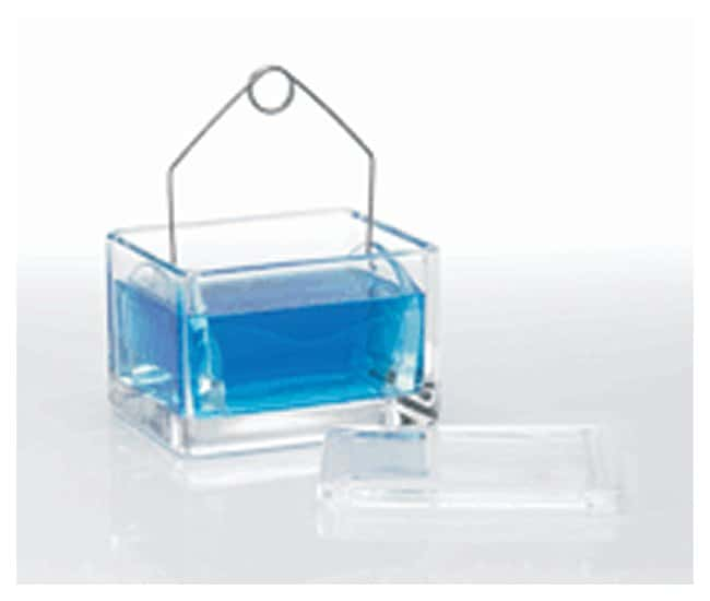 DWK Life Sciences Wheaton Cover for Glass Staining Dish:Histology, Cytology
