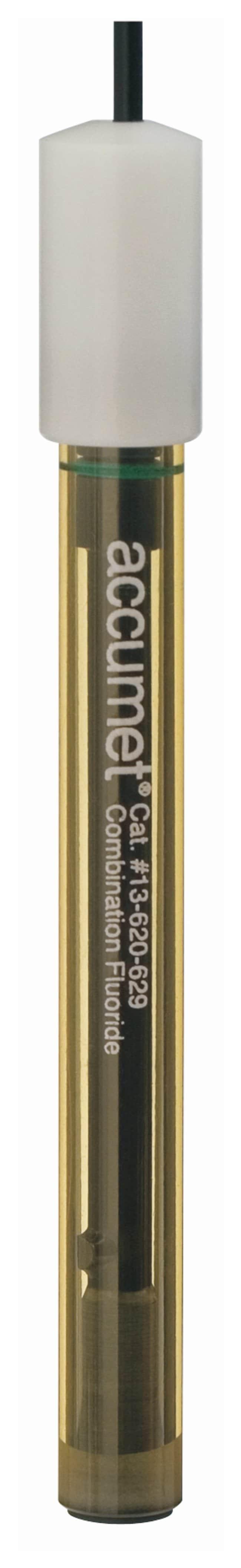 Fisherbrand™accumet™ Kombinations-ISEs für Festkörper, Quecksilber-frei Kupfer-Festphasen-Kombination ISE; BNC-Anschluss Fisherbrand™accumet™ Kombinations-ISEs für Festkörper, Quecksilber-frei