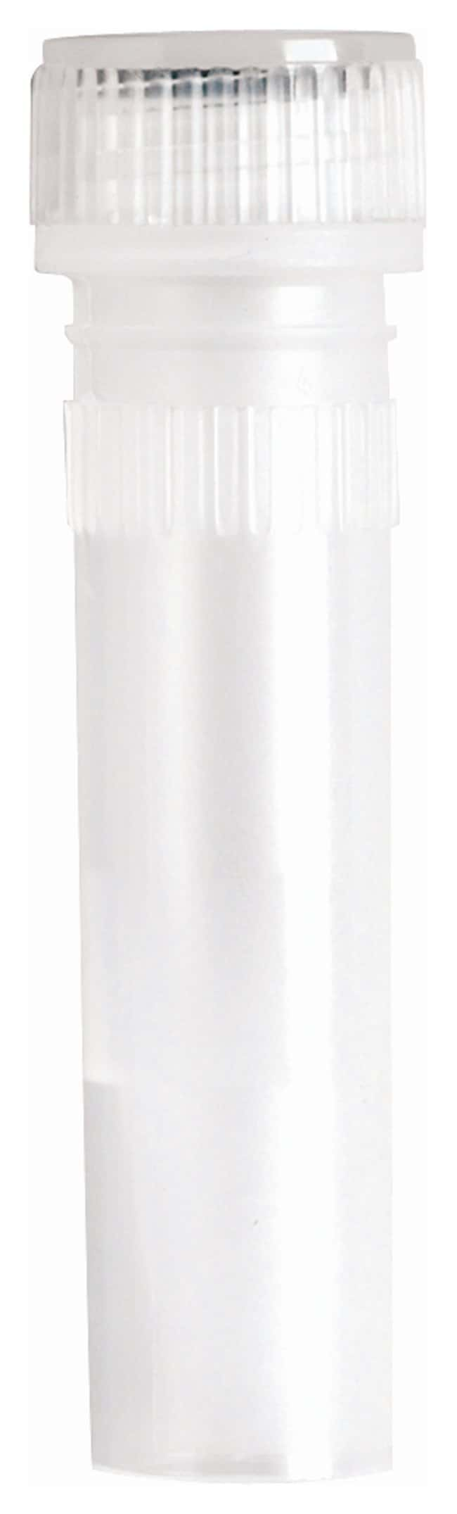 Fisherbrand™Nonsterile  Threaded End Microcentrifuge Tube without Caps Skirted-bottom; Max. Force: 18,000xG; Capacity: 1.5mL; Color: Natural Fisherbrand™Nonsterile  Threaded End Microcentrifuge Tube without Caps