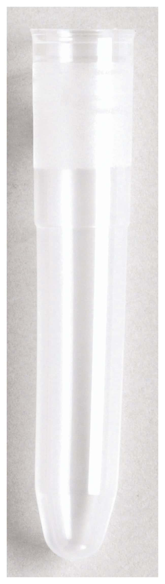 Fisherbrand Polypropylene Microtiter Tubes, Plain tubes; Nonsterile; Bagged:Test