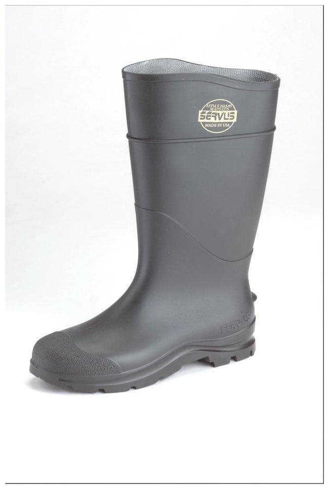 Honeywell Servus Economy PVC Knee Boots Steel Toe; Size 13:Gloves, Glasses
