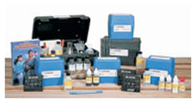 LaMotte Green Advanced Water Monitoring Kit Advanced Green Water Quality