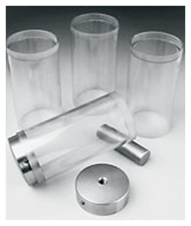 SPEX™ SamplePrepAccesorio de juego de viales de molienda grandes 6801, cilindro central de policarbonato 6801C4 grande PC center cylinders, pack of 4, for 6801 Ver productos