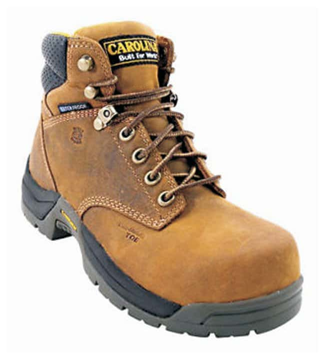 Carolina 6 in. Composite Waterproof Broad Toe Womens Boots:Gloves, Glasses