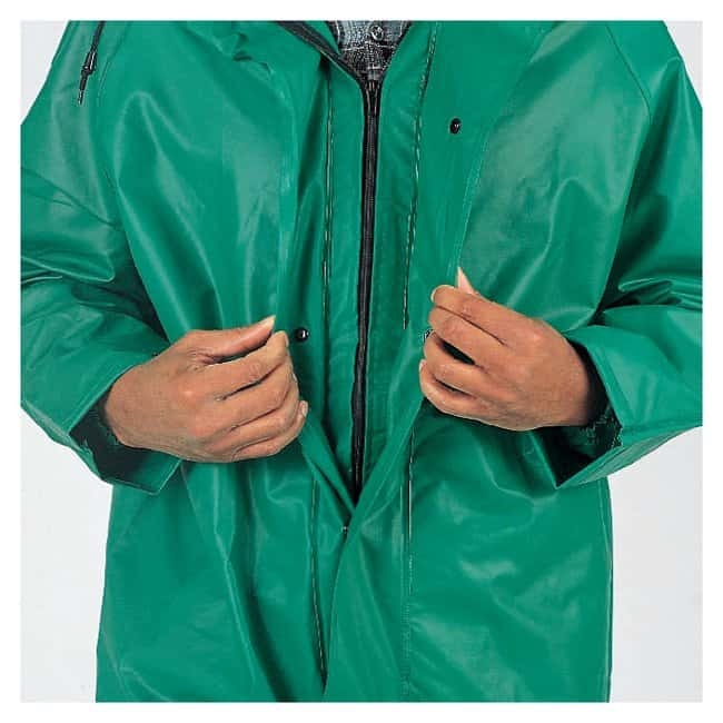 MCR Safety Acid-Resistant PVC and Nylon Coveralls:Gloves, Glasses and Safety:Lab