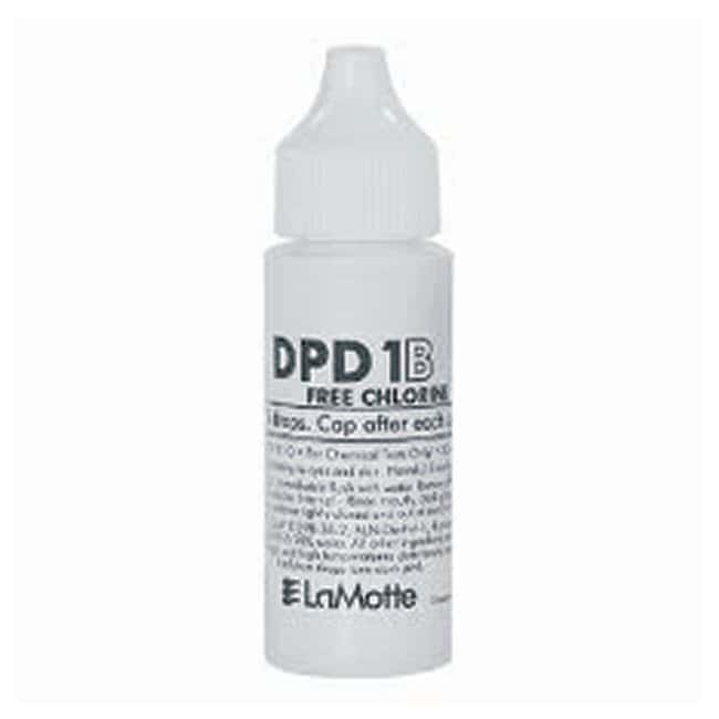 LaMotte DPD Free Chlorine Reagent Refills  DPD 1B, 30mL:Thermometers, pH