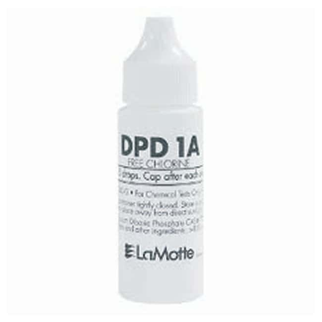 LaMotte DPD Free Chlorine Reagent Refills  DPD 1A, 30mL:Thermometers, pH