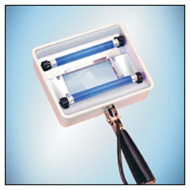 Spectroline Q Series Uv Magnifier Lamp Long Wave W Two 4w