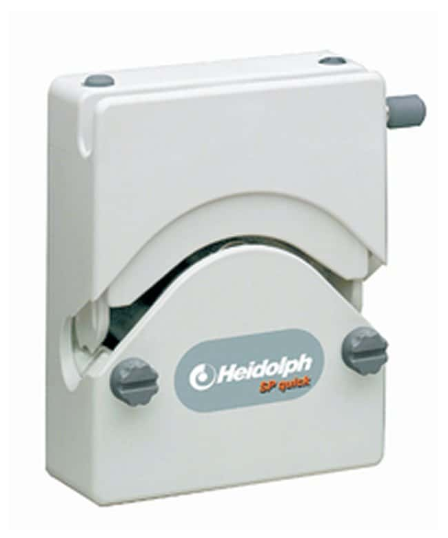 Heidolph Pump Drive Accessories - Single-channel Pump Heads - SP standard