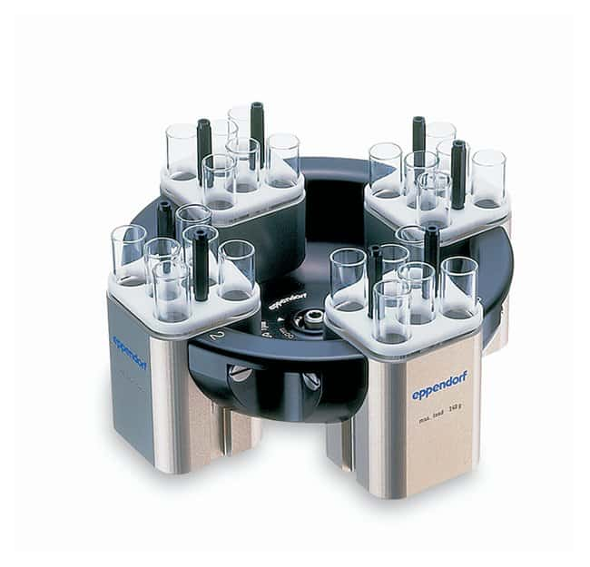Eppendorf 5702 Series Four-Place Swing Bucket Rotor Rotor; 4 x 90mL Rectangular