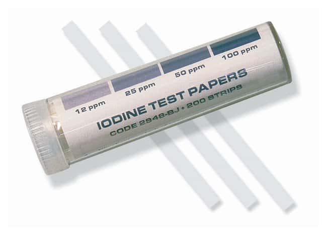 LaMotte Test Strips:Thermometers, pH Meters, Timers and Clocks:pH and Electrochemistry