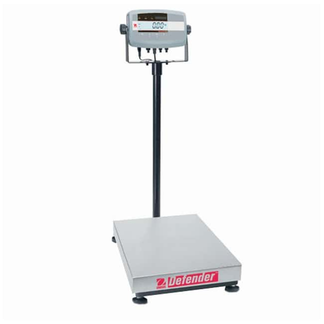 Ohaus™ Defender 5000 Bench Scales with Rectangular Base