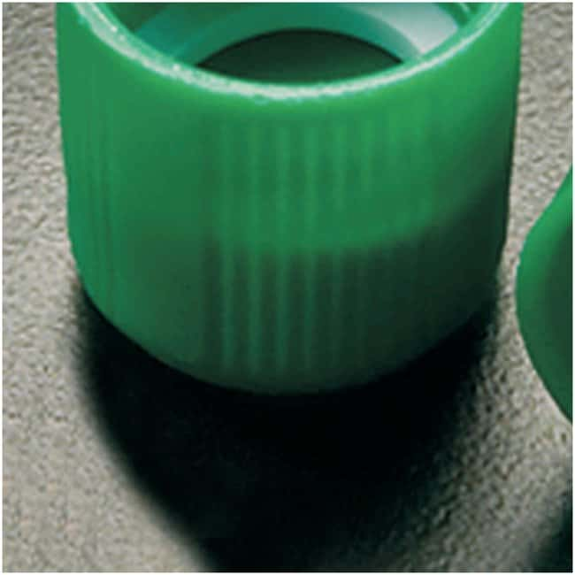 Simport Scientific Nonsterile Screw Caps Dark green:Centrifuges and Microcentrifuges