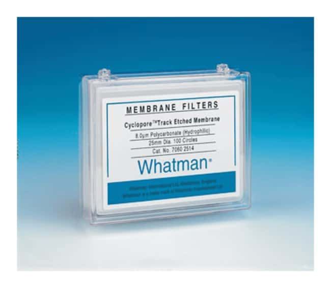 GE HealthcareWhatman™ Cyclopore™ Polycarbonate Membrane Filters: Membranes for Filtration Filtration