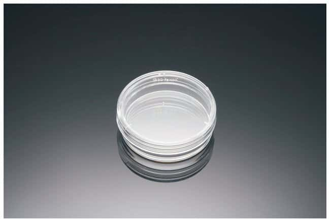 Falcon Bacteriological Petri Dishes with Lid  35 mm; Easy Grip:Testing
