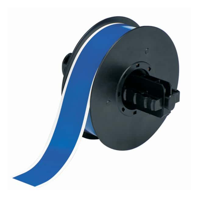 Brady BBP Indoor/Outdoor Vinyl Tape 1.125 in. wide; Blue:Gloves, Glasses