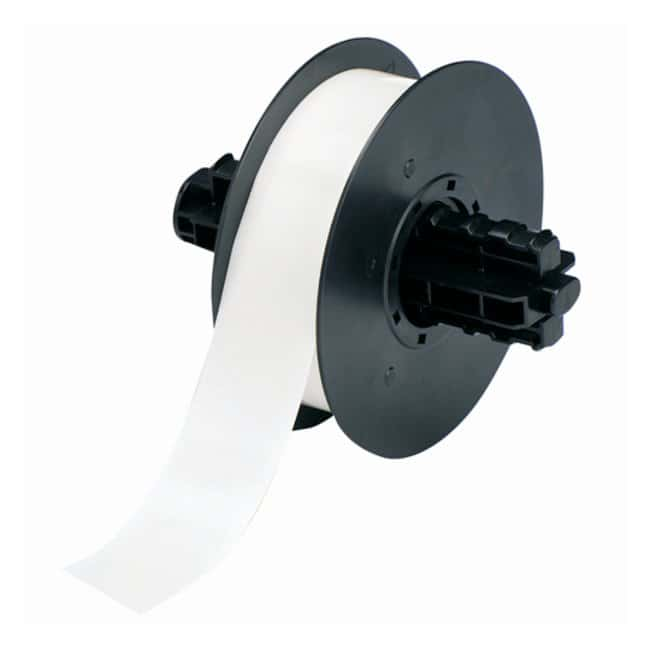 Brady™BBP™ Polyesterband mit hoher Leistungsfähigkeit Weiß; 4Zoll x 100Fuß Brady™BBP™ Polyesterband mit hoher Leistungsfähigkeit