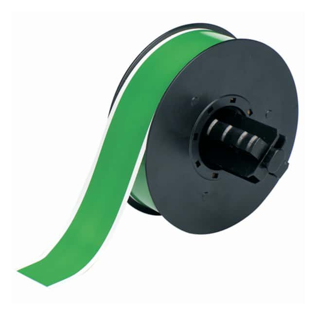 Brady™ BBP™ Hi-Performance Polyester Tape Green; 1.125 in. x 100 ft. Brady™ BBP™ Hi-Performance Polyester Tape