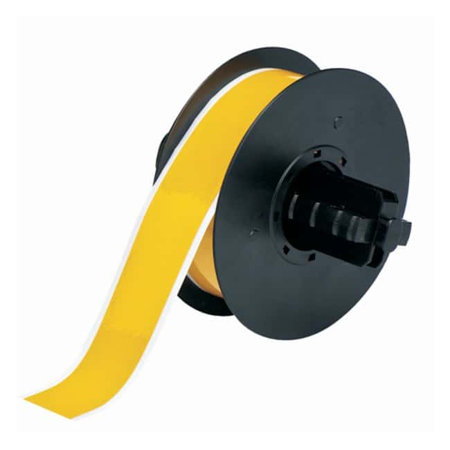 Brady™Cinta reflectante BBP™ Retro Yellow; 2.86cm x 15.24m (1.125 in. x 50 ft.) Brady™Cinta reflectante BBP™ Retro