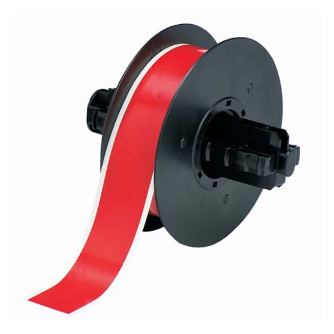BradyBBP Indoor/Outdoor Vinyl Tape 1.125 in. wide; Red:Facility Safety