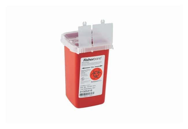Fisherbrand™ Sharps-A-Gator™ Sharps Container for Phlebotomy