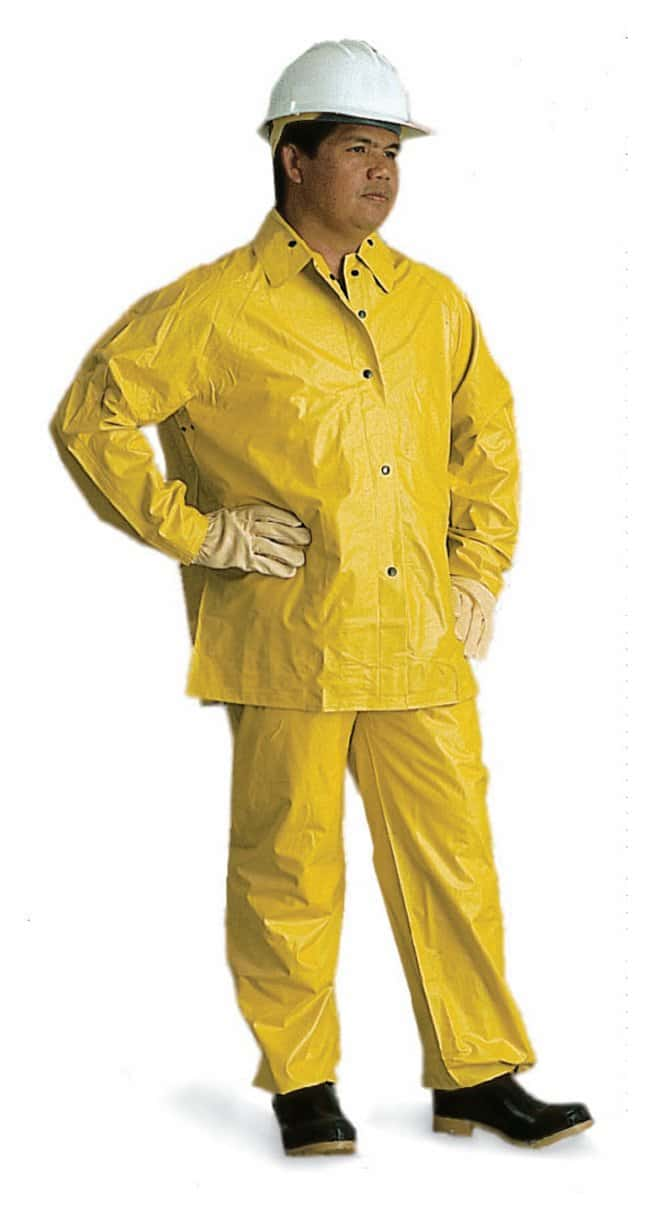 MCR Safety Medium-Weight PVC Rainwear:Gloves, Glasses and Safety:Lab Coats,