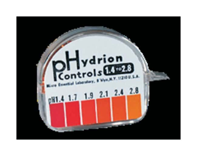 Micro Essential Lab pH Test Paper Refills for Hydrion Dispensers:Thermometers,