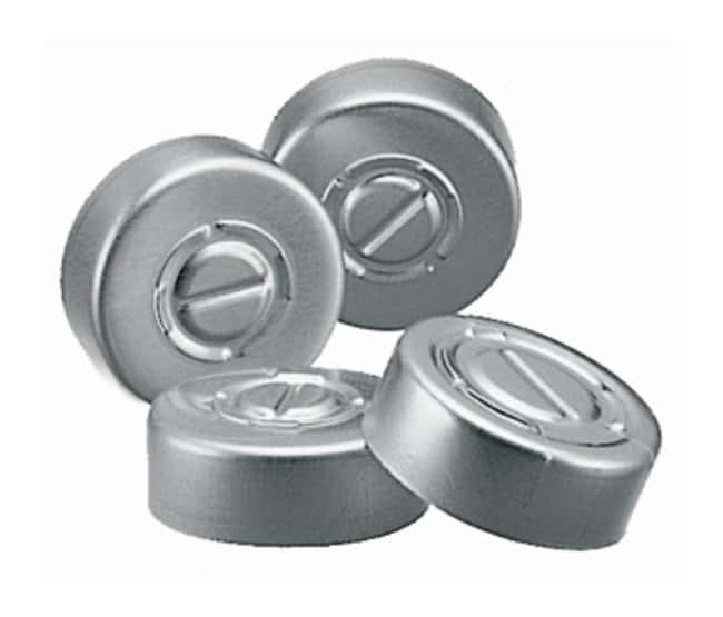 DWK Life Sciences Kimble™ Aluminum Seals for Headspace Vials