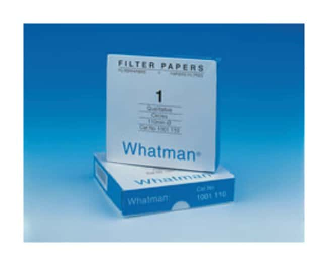 GE HealthcarePapel filtro para análisis cualitativo: láminas de grado 1 Dimensions (L x W): 680 x 580mm; 500/Pk. GE HealthcarePapel filtro para análisis cualitativo: láminas de grado 1