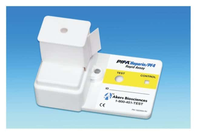Akers Biosciences™ PIFA™ Heparin/PF4 Rapid Assay