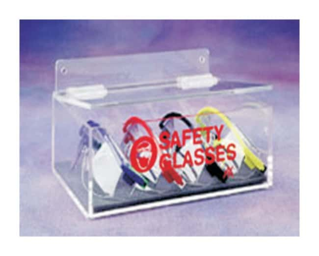 AK Safety Glass Holder Safety glass holder:Gloves, Glasses and Safety