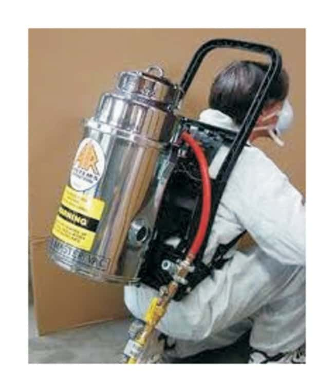 Air SystemsReplacement Bags for HEPA Vacuums 2 gal. (7.6L):Facility Safety