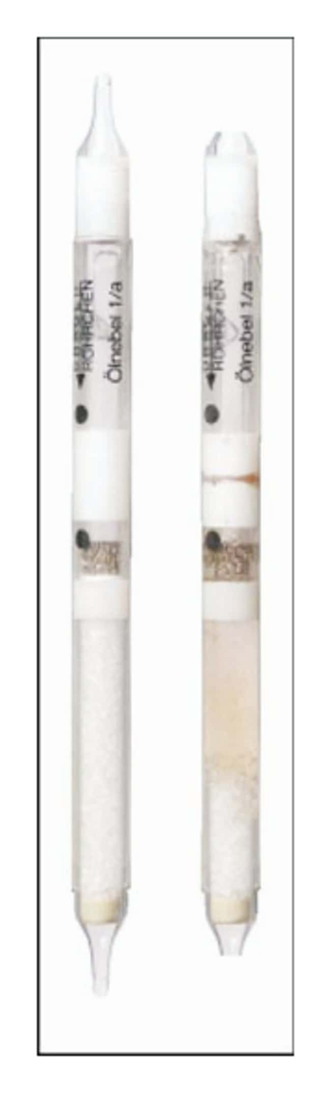 Dräger™Short-Term Detector Tubes: Oil Mist: Gas and Vapor Detection Chemical Monitoring Instrumentation