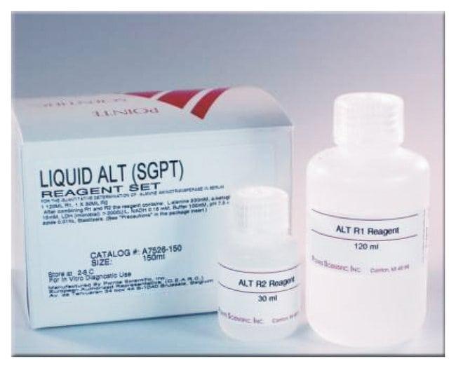 Pointe Scientific ALT (SGPT) Liquid Reagents:Diagnostic Tests and Clinical