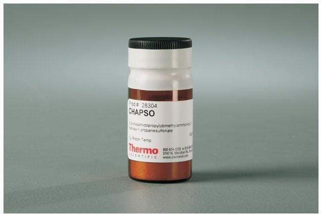 Thermo Scientific CHAPS Detergent (3-((3-cholamidopropyl) dimethylammonio)-1-propanesulfonate)