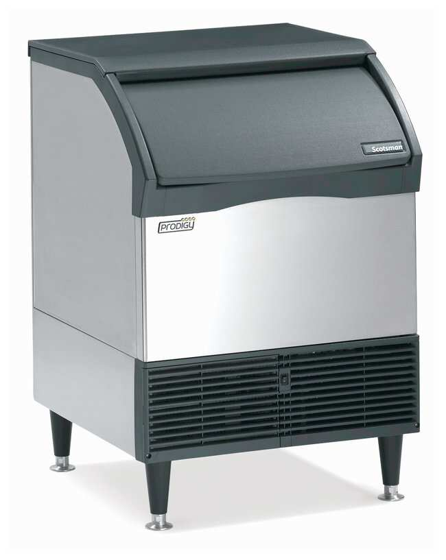 CurranTaylorScotsman Prodigy Undercounter Cuber with 80 lbs. Storage:Specialty