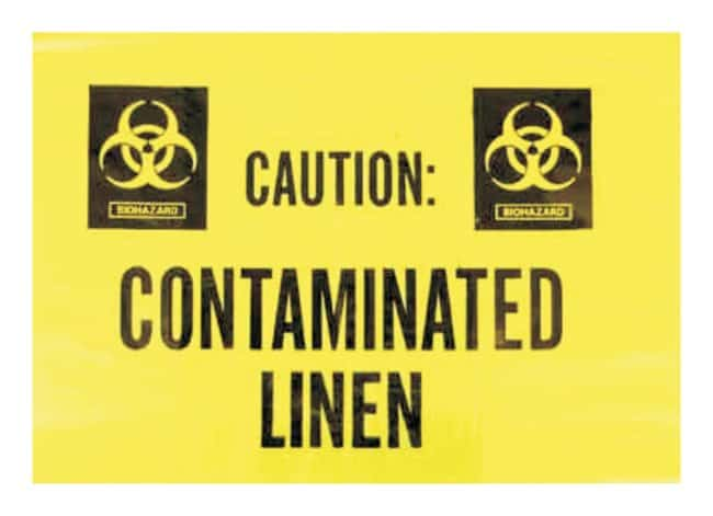 Associated Bag Biohazard Infectious Waste Liners