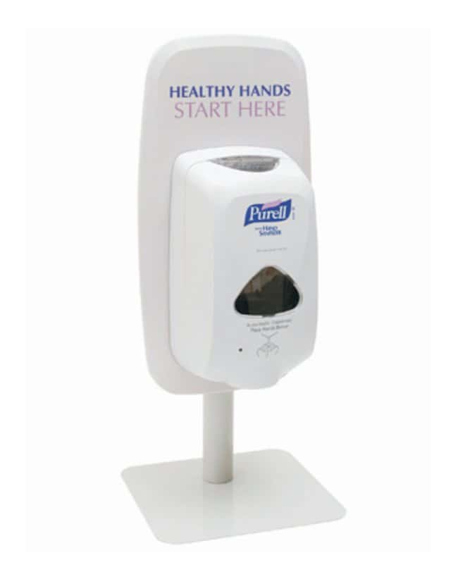 Purell LTX or TFX Table Top Dispenser Stand Table top stand:Personal Hygiene