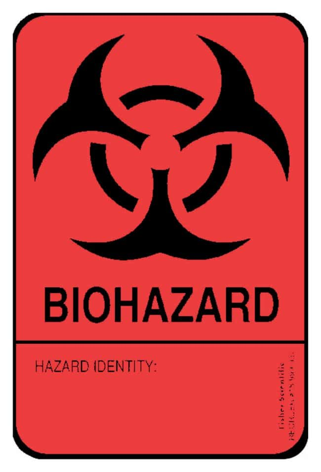 This is a photo of Adaptable Printable Biohazard Sign