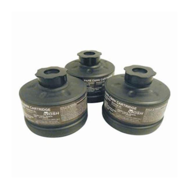 ILC Dover CBRN Filter Cartridges CBRN filter cartridges:Gloves, Glasses