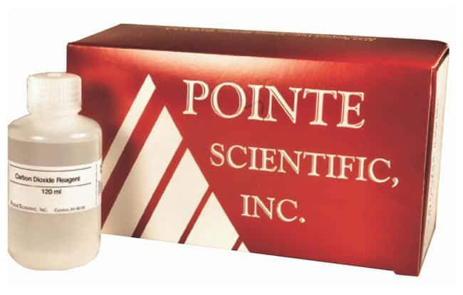 Pointe Scientific Liquid-Stable CO2 Reagents 1x120mL/set:Diagnostic Tests