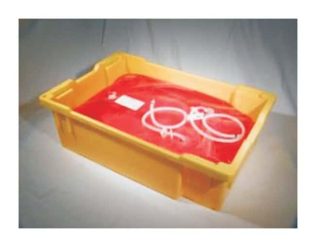 CorningFlexible Packaging Systems: HDPE Media Bag Tote Media bag tote;