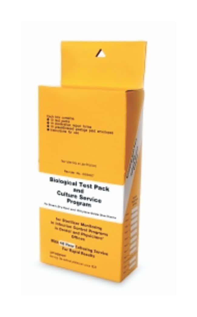PropperBiological Test Pack and Culture Service Program Propper Test Pack:Sterilizers