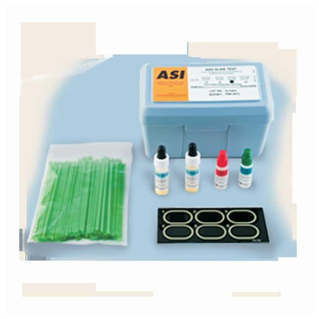 Arlington Scientific ASO Latex Test Kit 100 tests:Diagnostic Tests and