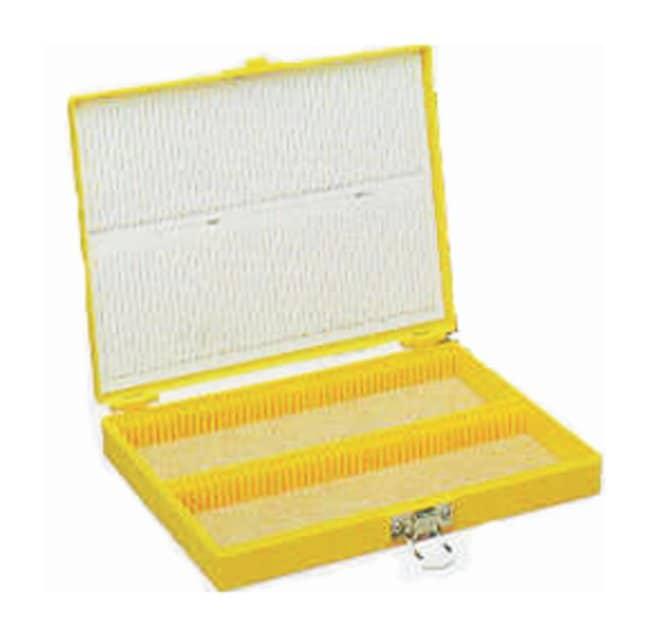 Andwin Scientific 100 Slide Capacity Microscope Slide Storage Boxes