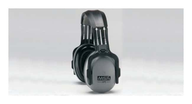MSA HPE Headband Ear Muff Models Headband Earmuff:Gloves, Glasses and Safety