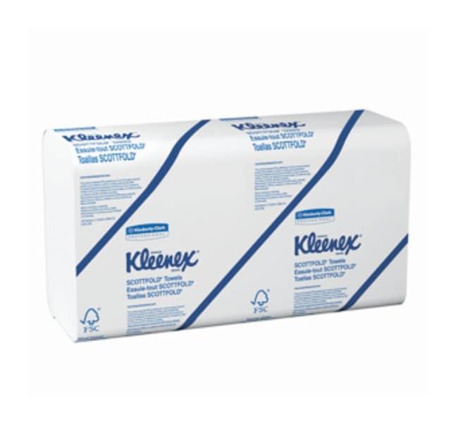 Kimberly-Clark Professional Kleenex Premiere Folded Towels  Size: 8.1 x