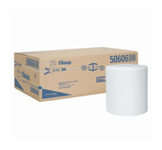 Kimberly-Clark Professional Scott Essential Plus+ Hard Roll Towels White;