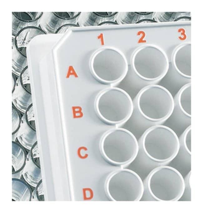 BRAND&trade;&nbsp;BRAND<i>plates</i> cellGrade&trade; 384-Well Mikrotiterplatten für Zellkulturen Weiß, 120&mu;l Produkte