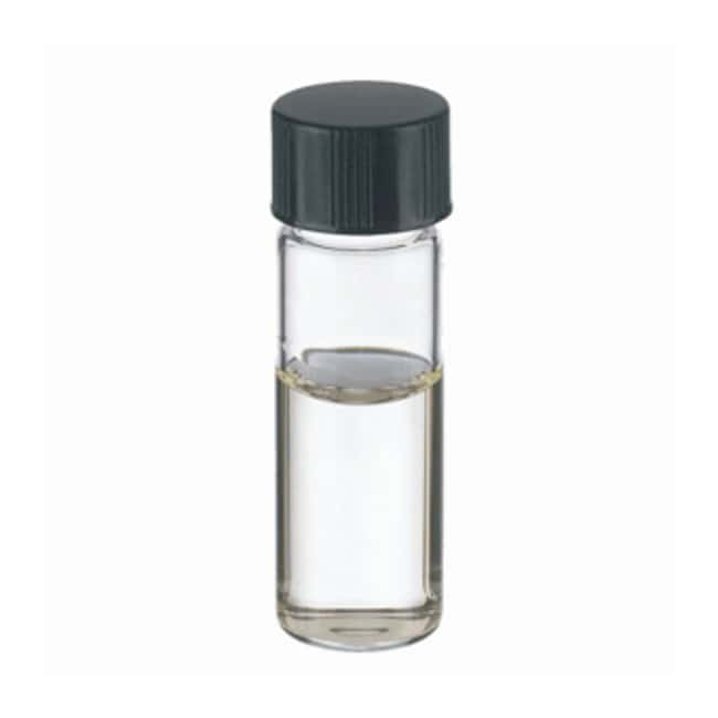 DWK Life Sciences Wheaton Clear Glass Sample Vials in Lab File with Caps